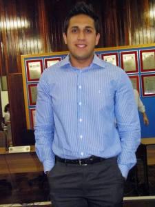 Vereador Renan Pontes
